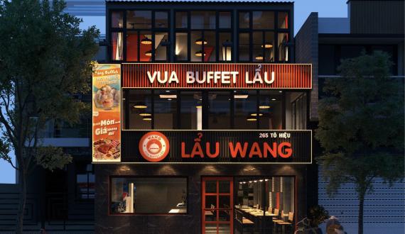 Lẩu Wang - Vua Buffet Lẩu