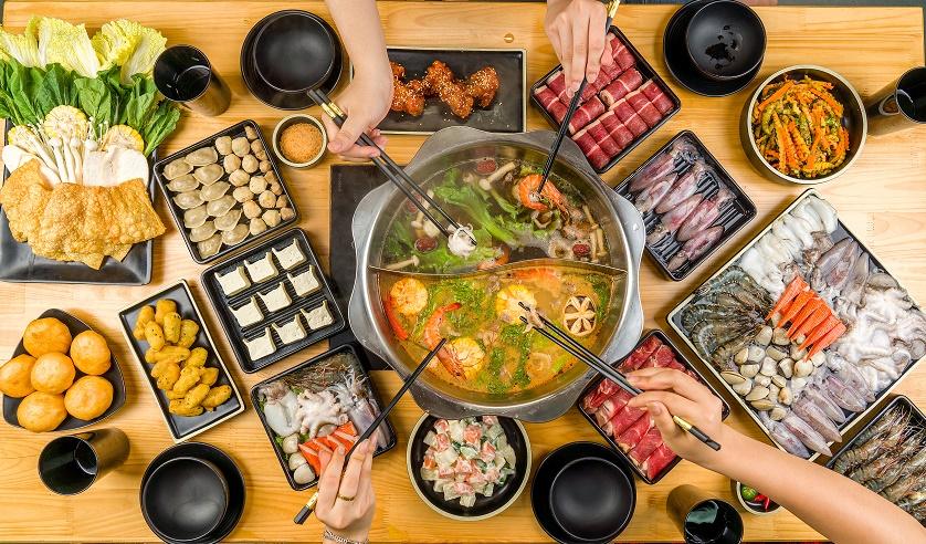 Lẩu Thái - Hương vị chua cay tinh tế