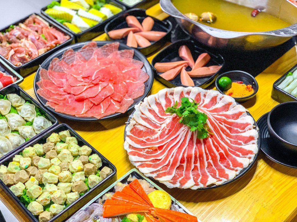 Lẩu Wang - Đồ ăn tươi ngon
