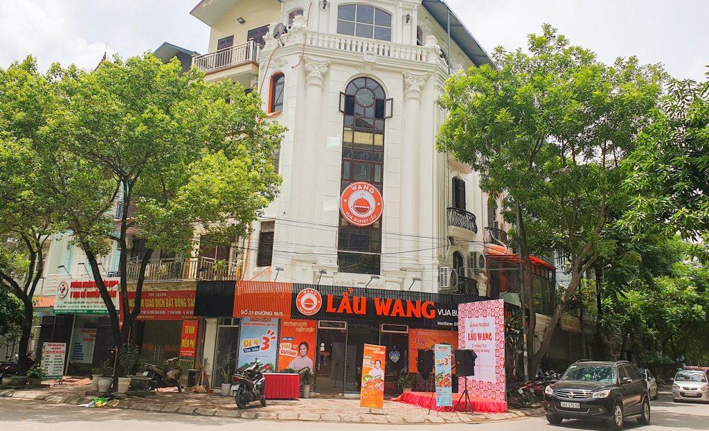 Lẩu Wang cơ sở 3 ngày khai trương nhận được sự quan tâm của đông đảo khách hàng